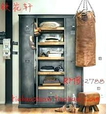 vintage metal storage cabinet. Industrial Metal Storage Cabinets Vintage Cabinet  Search Antique