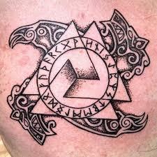 Viking Tattoo Viking Tetování Nápady Na Tetování A Návrhy Tetování