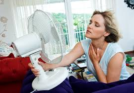 can hot flashes be caused by something