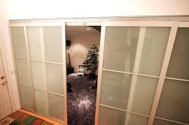 sliding doors room dividers ikea divider wardrobe
