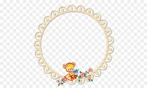 infant picture frames clip art new baby