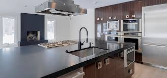 White Kitchen Cabinets With Black Countertops Impressive 48 Classy Projects With Dark Kitchen Cabinets Home Remodeling