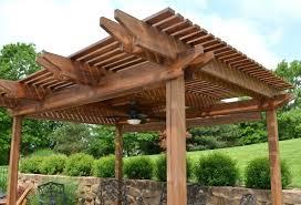 wood pergola with retractable canopy kits costco diy