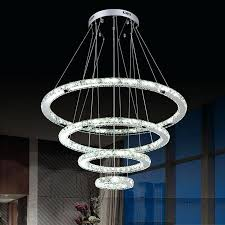 led crystal chandelier led crystal chandeliers lights remote control pendant lamp round led crystal chandelier