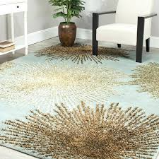 blue brown rug contemporary light blue multi area rug rug clearance rugs usa