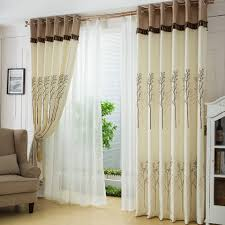 Stylish Living Room Curtains Nice Curtains For Bedrooming Room Ideas Basic Real Estate Interior