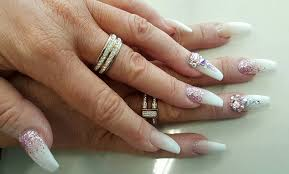 best acrylic nails new york glitter nail polish