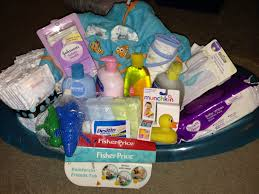 baby spa gift basket boy bath shower diy baskets images inspirations