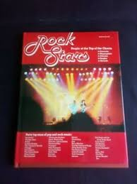 Pop Charts 1979 Details About Rock Stars People At The Top Of The Charts Vintage Pop Music Hardback Book 1979