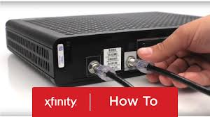 xfinity tv self installation kit connection and activation xfinity tv self installation kit connection and activation overview video