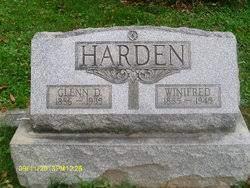"Martha Winifred ""Winnie"" Summers Harden (1885-1945) - Find A Grave Memorial"