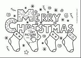 Coloring Pages Free Printable Christmas Coloring Pages Pdf Tree