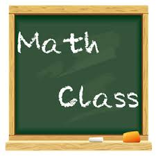 Image result for math class