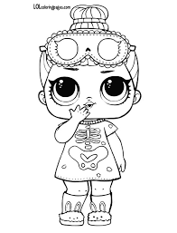 Lol Coloring Pages Series 1