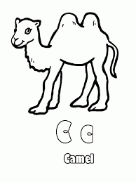 animations a 2 z coloring pages of letters with animals c with animals that start with the letter c