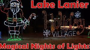 Lake Lanier Holiday Lights Lake Lanier Night Of Lights Bigit Karikaturize Com