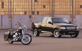 The Four-Wheeled Harley: A Brief History of Ford's Harley-Davidson ...
