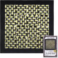 LABYRINTH WALK QUILT PATTERN-Pieced Quilts-Patterns & STAIR BENDER QUILT PATTERN Adamdwight.com