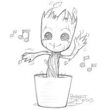 Small Picture 163 best Dancing Baby Groot images on Pinterest Guardians of ga