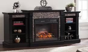 electric fireplace tv stands not only prevents the homeowner from having to a media center and an electric fireplace separately but also creates a