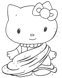 Disegni Da Colorare Hello Kitty