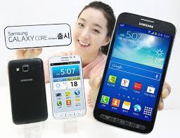 Samsung Galaxy Core Advance Goes on ...