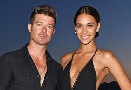robin thicke and paula patton young love. Robin Thicke And His Love Are ENGAGED For Paula Patton Young