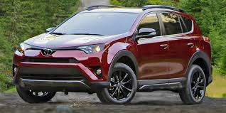 2018 - Toyota - RAV4 - Vehicles on Display   Chicago Auto Show