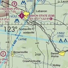 Brownsville Sectional Chart Or94 Brownsville J J Airport Or Us Airport Great