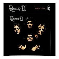 <b>Queen Queen II</b> Puzzle