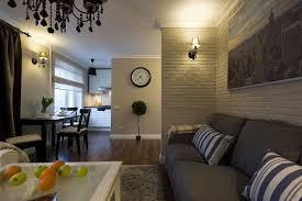 Small Studio Apartment Design  R3ArchitettiSmall Studio Apartment Design