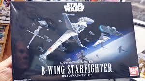 Bandai B Wing Lighting Kit Stevethefishdotnet Bandai 1 72 Star Wars B Wing Plastic