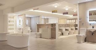Largest Bathroom Showroom Decoration