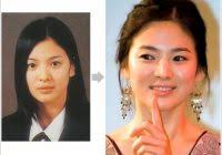 korean actresses plastic surgery naturallyno surgery beautiful korean actresses asian before and after korean actresses plastic