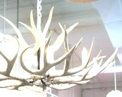 full size of genuine deer antler chandelier white chandeliers large size of for real chan