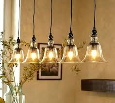 home depot pendants rustic glass 5 light pendant pottery barn lighting light pendants caged pendant light