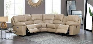 tan sectional sofa modern tan leather sectional sofa