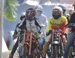 pertamax dragbike team ikuti enam kelas di ajang pertamax dragbike
