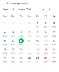 Airline Fare Comparison Chart How To Book The Cheapest Flight Possible To Anywhere