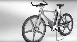Ford's MoDe:Flex electric bike folds in half to fit in your trunk