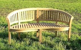 teak outdoor benches australia furniture bench sydney curved banana garden decorating good looking 8 categories glamorous