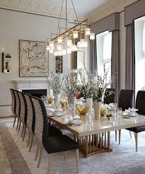 modern dining lighting. Rectangular Brass Chandelier Modern Dining Lighting R