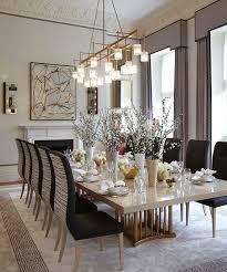 rectangular brass chandelier