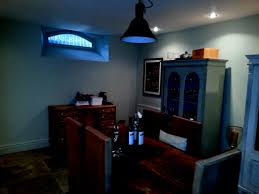 lighting solutions for dark rooms. BEFORE--dark-basement-kitchen Lighting Solutions For Dark Rooms -