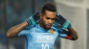 Alex Teixeira Puts On A Show In Chinese Super League Final