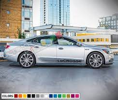 Stripe Body Kit Sticker Graphic Decal Vinyl For Buick Lacrosse 2012 2013 2014 2015 2016 2017 2018 Buick Lacrosse Buick Stripe Kit