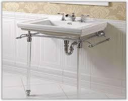 kohler sink metal legs ideas