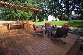 Backyard Deck Designs Plans Ideas