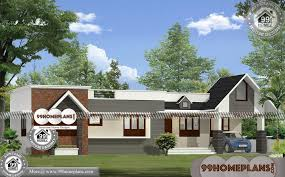 single story house plans best small