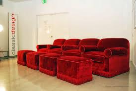 red velvet sofa. Red Velvet Sofa